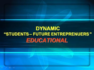 """DYNAMIC """"Sinh viên - Nhà doanh nghiệp tương lai"""""""