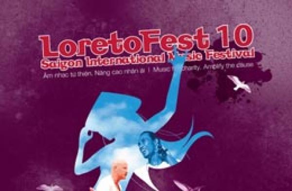 Loreto Fest 10 – lễ hội ca nhạc gây quỹ giúp trẻ em khuyết tật và hoàn cảnh khó khăn