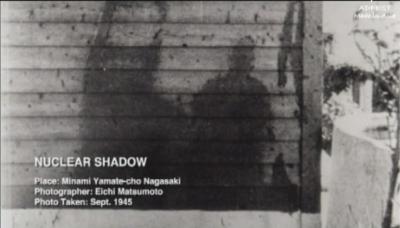 Bóng đen của hoà bình - ký ức Hiroshima. Peace Shadow